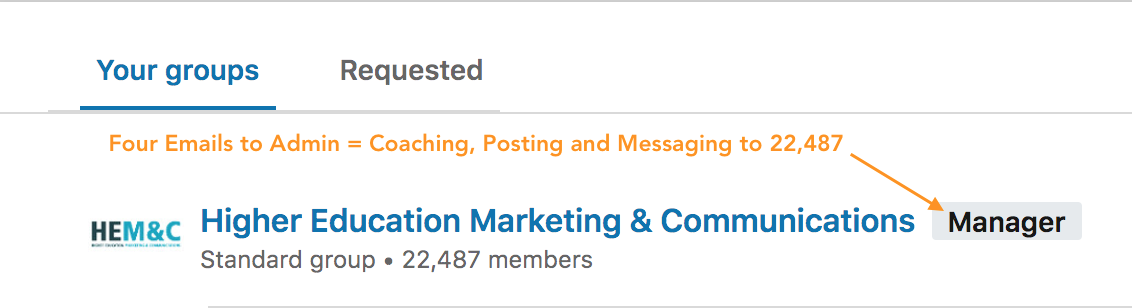 LinkedIn Marketing Tactics