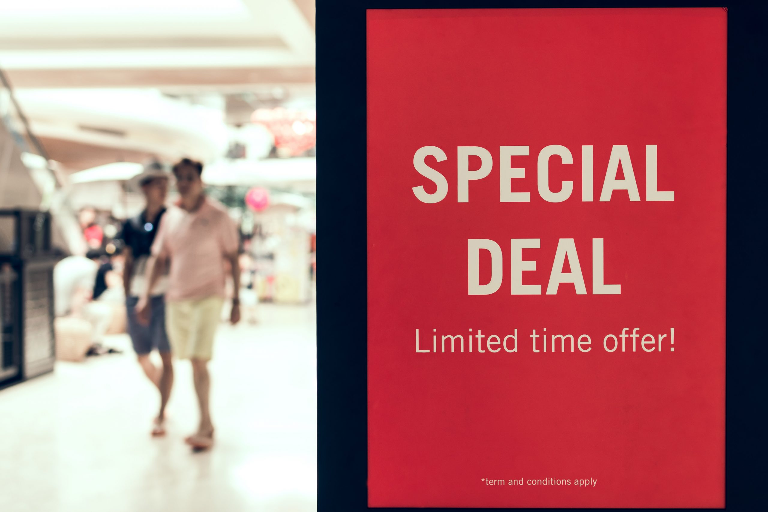Special Deal Creative